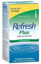 Refresh Plus Lubricant Eye Drops - Value Size