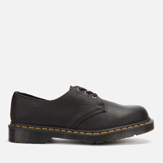 Dr. Martens Men's 1461 Ambassador Soft Leather 3-Eye Shoes - Black