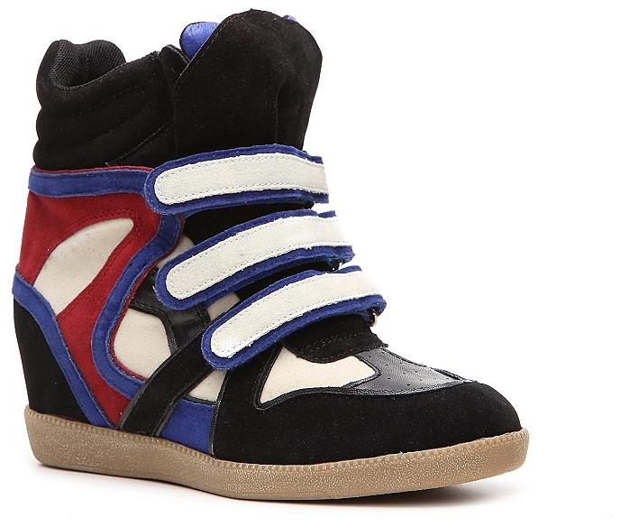 Heart Soul Iona Wedge Sneaker