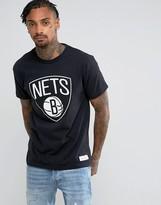 Mitchell & Ness Nba Brooklyn Nets T-Shirt