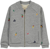 Bellerose Sale - Amon Embroidered Sweatshirt