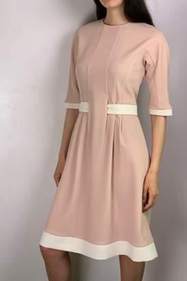 Mossaic Knee length flare dress
