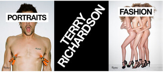 Rizzoli Penguin Random House Terry Richardson: Volumes 1 & 2: Portraits And Fashion By Terry Richardson And Tom Ford