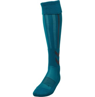 Hummel Classic Football Socks Oriental Blue/Nine Iron