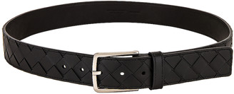 Bottega Veneta Belt in Black | FWRD