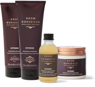Grow Gorgeous Intense Collection (Worth 104.00)