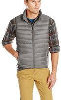 Hawke & Co Men's Lightweight Down Packable Puffer Vest