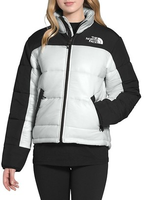The North Face Himalayan Colorblock Puffer Jacket