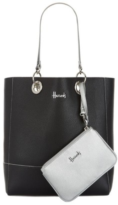 Harrods Reversible Fern Tote Bag