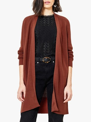 Oasis Long Ribbed Cardigan