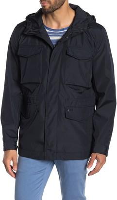 Michael Kors Bonded Hooded Jacket