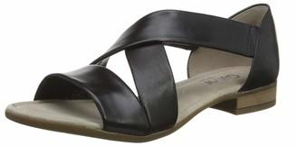 Gabor Shoes Women's 22.761. Ankle Strap Heel Sandals Black (Schwarz 27) 5 UK