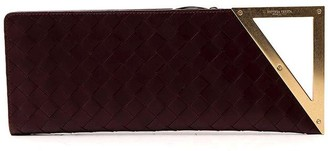 Bottega Veneta Woven Clutch Bag
