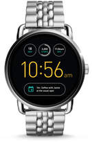 Fossil Q Wander Touchscreen Stainless Steel Smartwatch