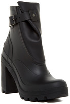 Hunter Ankle Galosh High Heel Boot