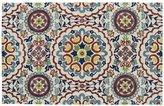 Kaleen Global Inspirations Floral Wool Rug