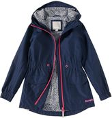 Bench Girls Contrast Parka
