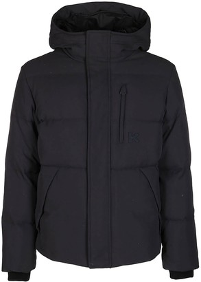 Kenzo Hooded Down Puffer Jacket