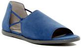 Eileen Fisher Spell Open Toe Flat Sandal