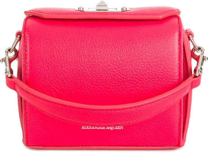Alexander McQueen mini Box shoulder bag