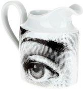 Fornasetti Porcelain milk jug