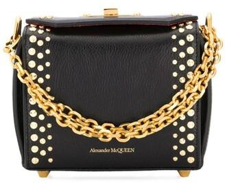 Alexander McQueen studded Box 19 handbag