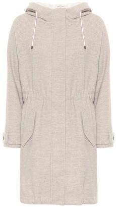 Brunello Cucinelli Wool and cashmere coat