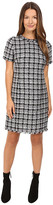 Kate Spade Textured Tweed Sheath Dress
