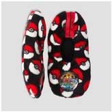 Pokemon Kids Slipper Socks - Black