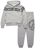 Moschino OFFICIAL STORE Fleece outfit