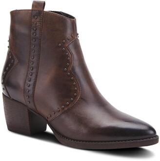 Spring Step Dajana Western Boot