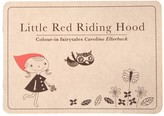 CAROLINE ELLERBECK Little Red Riding Hood Colour-in Story (English)