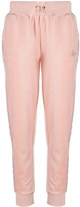 Kappa Textured Side Logo Panel Track Pants