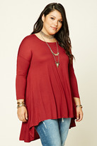 Forever 21 FOREVER 21+ Plus Size Trapeze Top