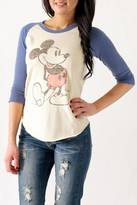 Junk Food Clothing Mickey Mouse Raglan