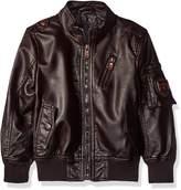Urban Republic Big Boys' Aviator Jacket