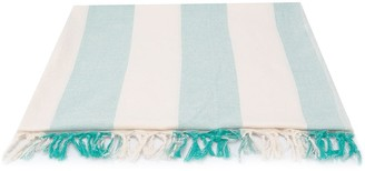 Mc2 Saint Barth Kids Foutas striped beach towel