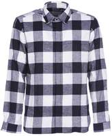 Neil Barrett Checked Flannel Shirt
