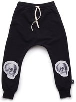 Nununu Kids Patch MD Skull Baggy Pants