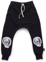 Nununu Kids Patch MD Skull Baggy Pants