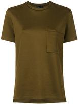 By Malene Birger classic plain T-shirt - women - Polyester/Spandex/Elastane - XS