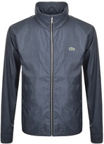 Lacoste Windbreaker Full Zip Jacket Navy
