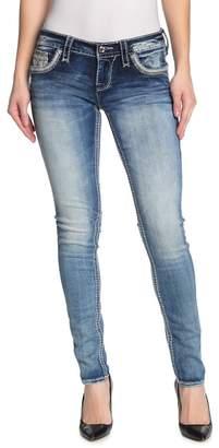 Rock Revival Oliana Embellished Skinny Jeans