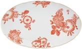 Oscar de la Renta Coralina Large Oval Platter