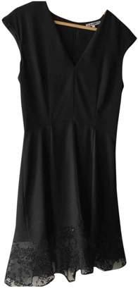 Carven Black Lace Dress for Women
