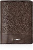 Shinola Bolt Card Case