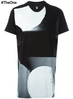 Julius abstract print T-shirt - men - Modal/Cotton - 2