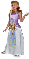 Disguise Zelda Deluxe Dress-Up Set - Girls