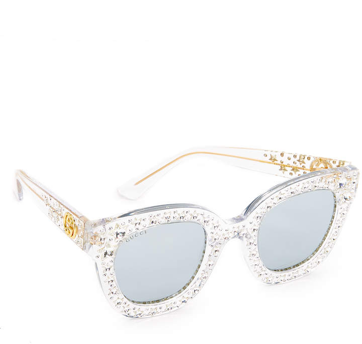 96f167602 Swarovski Crystal Sunglasses - ShopStyle