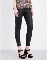 The Kooples Skinny tapered stretch jeans